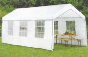 6m x 3m PE Grade Standard Party Tent Marquee